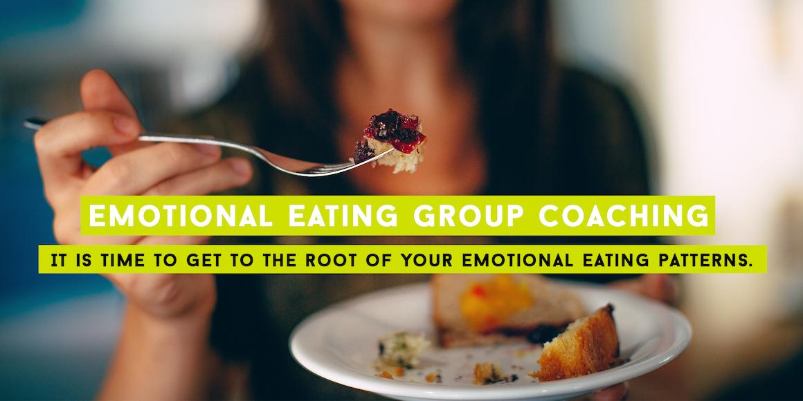 Emotional Eating Group Plan